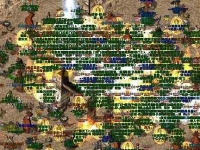 单职业传奇中游戏达人分享沙城争霸赛心得