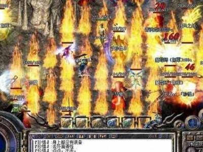超变传奇私服的新人玩家在游戏中容易犯的几个错误