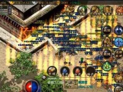 揭秘和防备传奇暗黑版本中游戏中的骗局