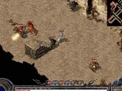 超变传奇网站的魔族宫殿地图攻略