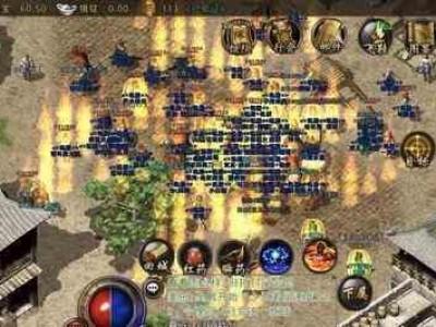 金币传奇合击里游戏里面最强大的两股力量