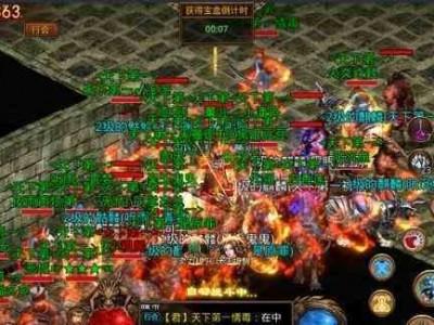 新开变态传奇的战士如何在游戏中高效打装备