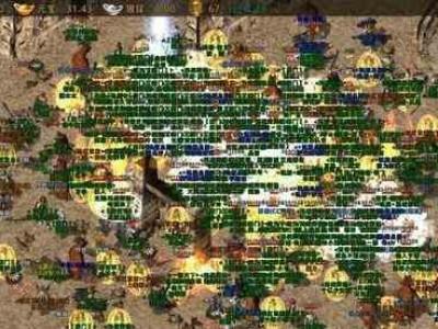 超变传奇65535的威震四方激情大战之霸气长存