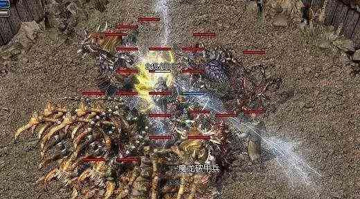 1.76一二三金币传奇合击的区刀光剑影战天下,勇夺沙城逍遥阁 金币传奇合击 第1张