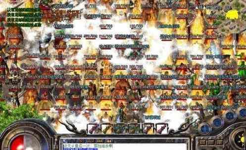 十大争霸76级变态传奇65535的初赛之荣誉帝王VS梦幻记忆 级变态传奇65535 第20张