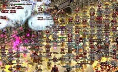 176神鬼传奇私服的散人版本【君临天下】之孤胆英雄夺宝战 神鬼传奇私服 第5张