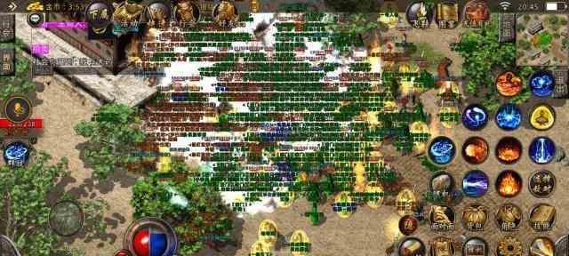 传奇超变里沙城战之抢夺攻略 传奇超变 第2张