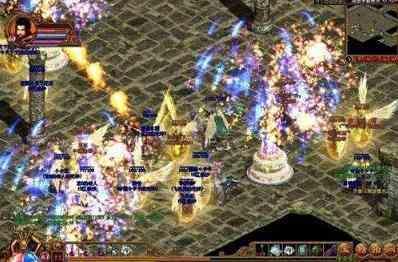 大极品传奇里游戏里面的紫虚上人在什么地图? 大极品传奇 第2张