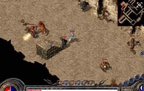 超变传奇网站的魔族宫殿地图攻略 超变传奇网站 第1张