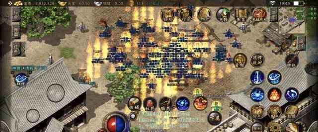 金币传奇合击里游戏里面最强大的两股力量 金币传奇合击 第1张